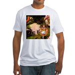 Kirk 3 Fitted T-Shirt