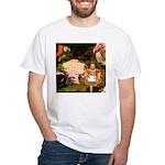 Kirk 3 White T-Shirt