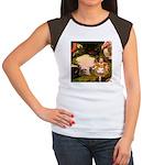 Kirk 3 Women's Cap Sleeve T-Shirt