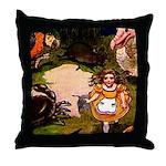 Kirk 3 Throw Pillow
