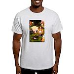 Kirk 3 Ash Grey T-Shirt