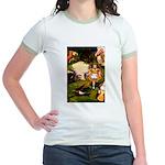 Kirk 3 Jr. Ringer T-Shirt