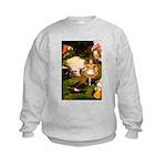Kirk 3 Kids Sweatshirt