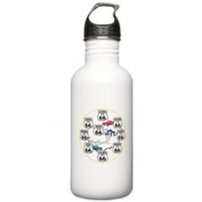 U.S. ROUTE 66 - All Routes Water Bottle