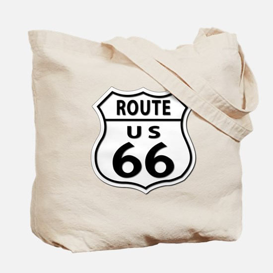 U.S. ROUTE 66 - All Routes Tote Bag