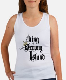 King of Strong Island Tank Top