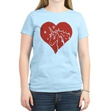 Love - Unicorns T-Shirt