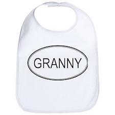 Oval: Granny Bib
