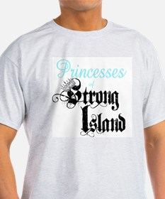 The Princess of Strong Island T-Shirt