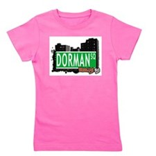 Dorman Square, BROOKLYN, NYC Girl's Tee