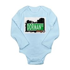 Dorman Square, BROOKLYN, NYC Long Sleeve Infant Bo
