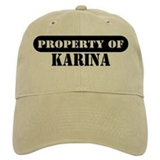 Property of Karina Baseball Cap