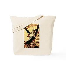 Soviet Art Tote Bag