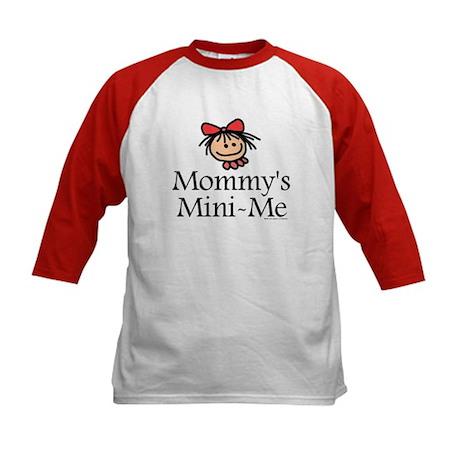Mommy's Mini Me Kids Baseball Jersey