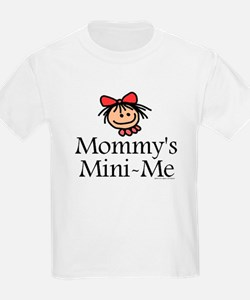 Mommy's Mini Me Kids T-Shirt