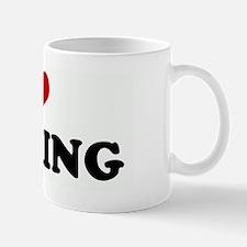 I Love FUCKING Mug
