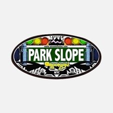 Park Slope Brooklyn NYC (Black) Patches
