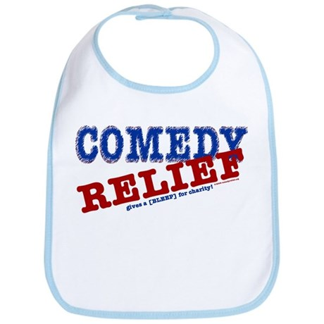 Comedy Relief Limited Edition Bib