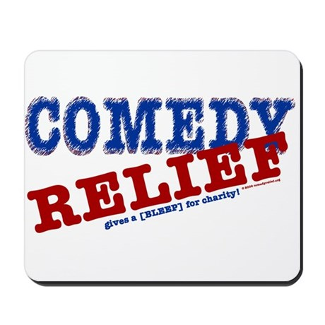 Comedy Relief Limited Edition Mousepad