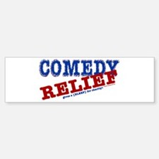 Comedy Relief Limited Edition Bumper Bumper Sticker