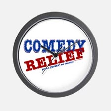 Comedy Relief Limited Edition Wall Clock