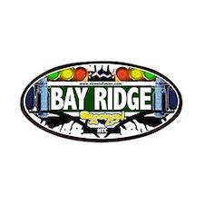 Bay Ridge Brooklyn NYC (White) Patches
