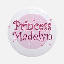 Madelyn Ornament (Round)