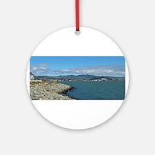 Bay Area View Ornament (Round)