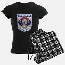 Armenian Military Seal Pajamas