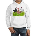 Assorted Cornish Hooded Sweatshirt