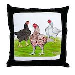 Assorted Cornish Throw Pillow