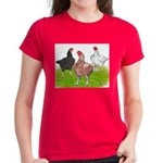Assorted Cornish Women's Dark T-Shirt