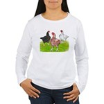 Assorted Cornish Women's Long Sleeve T-Shirt
