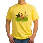 Assorted Cornish Yellow T-Shirt