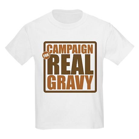 Real Gravy Kids T-Shirt
