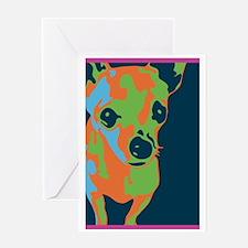 ChiChi Greeting Card