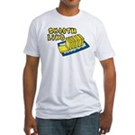 Smooth Like Butter Fitted T-Shirt