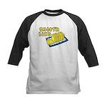 Smooth Like Butter Kids Baseball Jersey