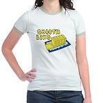 Smooth Like Butter Jr. Ringer T-Shirt