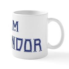 Team Komondor Mug