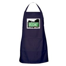 New Section Apron (dark)