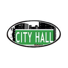 CITY HALL, MANHATTAN, NYC Patches
