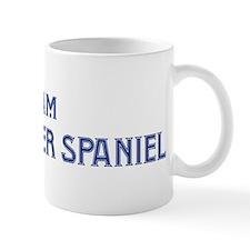 Team Irish Water Spaniel Mug