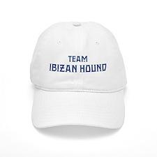 Team Ibizan Hound Baseball Cap