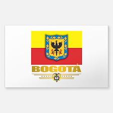 Bogota Pride Decal