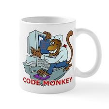 Code Monkey Mug