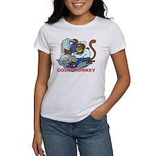 Code Monkey Tee
