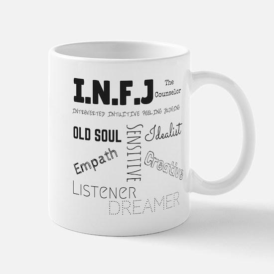 INFJ Mugs