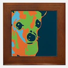 ChiChi Framed Tile