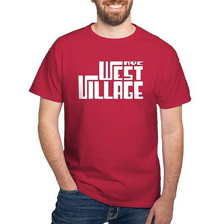 West Village NYC Dark T-Shirt